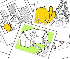 Maisons, Villes et Monuments